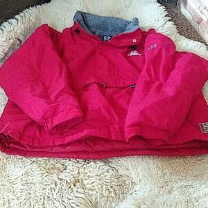 Jacket Gear Brand with NBC logo